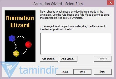 Ulead Gif Animator 5.0 Ekran Görüntüleri - 4