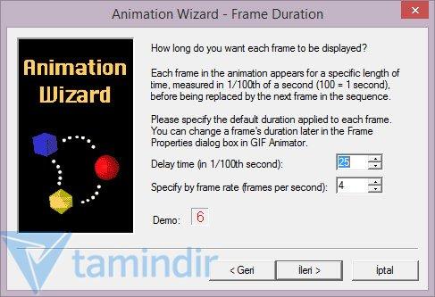 Ulead Gif Animator 5.0 Ekran Görüntüleri - 5