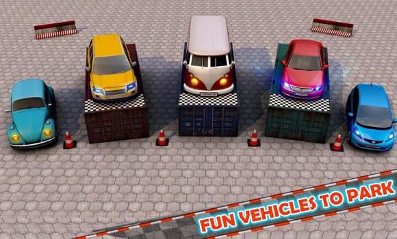 Ultimate Car Parking 3D Ekran Görüntüleri - 4