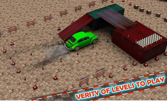Ultimate Car Parking 3D Ekran Görüntüleri - 1