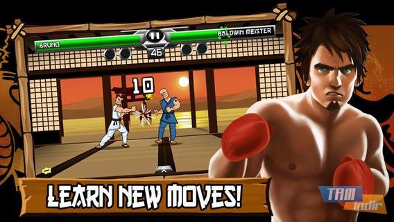 Ultimate Combat Fighting Ekran Görüntüleri - 2