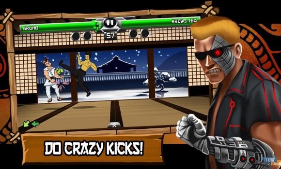 Ultimate Combat Fighting Ekran Görüntüleri - 1