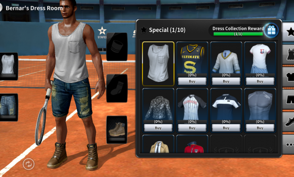 Ultimate Tennis Ekran Görüntüleri - 4