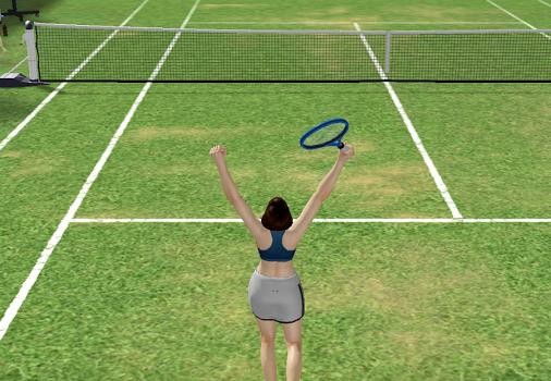 Ultimate Tennis Ekran Görüntüleri - 2