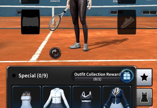 Ultimate Tennis Ekran Görüntüleri - 1