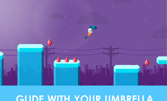 Umbrella Jump Ekran Görüntüleri - 3