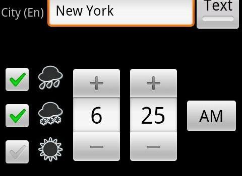 Umbrella Reminder Ekran Görüntüleri - 3