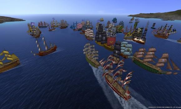 Uncharted Waters Online: Gran Atlas Ekran Görüntüleri - 4