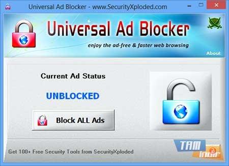 Universal Ad Blocker Ekran Görüntüleri - 1