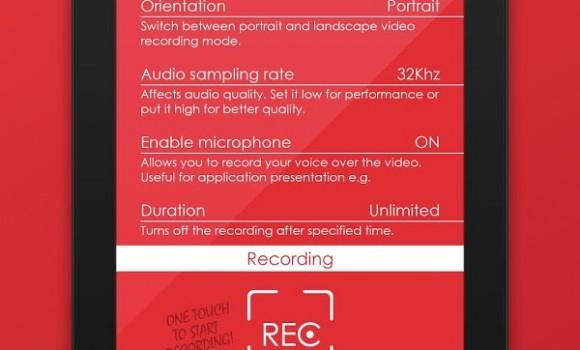 Unlimited Screen Recorder Ekran Görüntüleri - 4