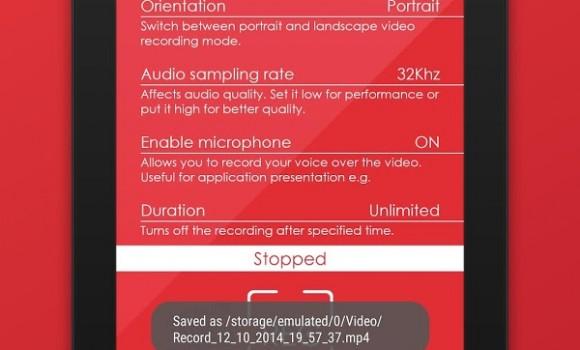 Unlimited Screen Recorder Ekran Görüntüleri - 3