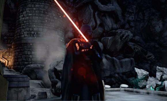 Unreal Engine 4 Darth Vader DirectX 12 Teknoloji Demosu Ekran Görüntüleri - 5