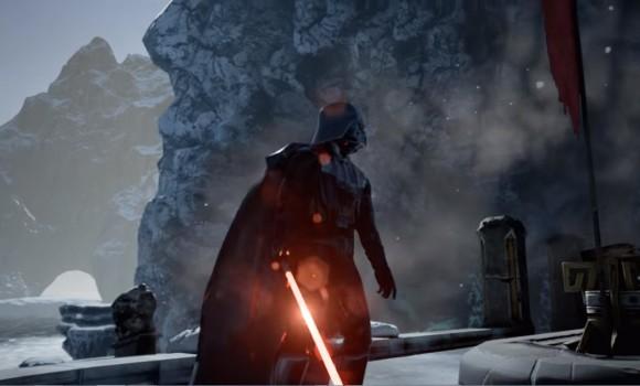 Unreal Engine 4 Darth Vader DirectX 12 Teknoloji Demosu Ekran Görüntüleri - 4