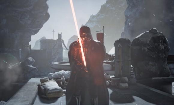 Unreal Engine 4 Darth Vader DirectX 12 Teknoloji Demosu Ekran Görüntüleri - 2