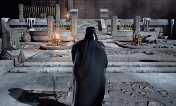 Unreal Engine 4 Darth Vader DirectX 12 Teknoloji Demosu Ekran Görüntüleri - 1
