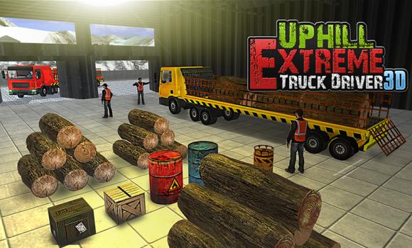 Uphill Extreme Truck Driver Ekran Görüntüleri - 5