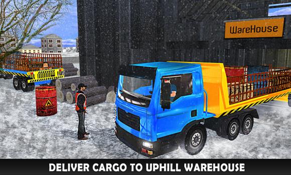Uphill Extreme Truck Driver Ekran Görüntüleri - 3