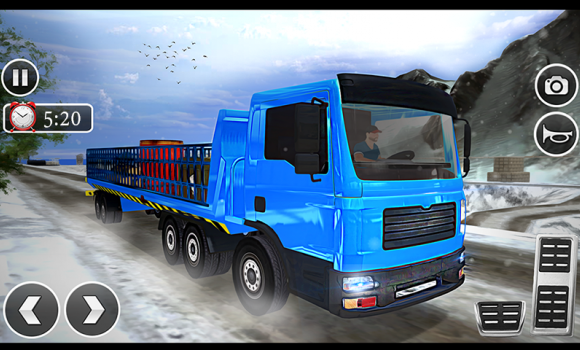 Uphill Extreme Truck Driver Ekran Görüntüleri - 2