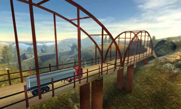 Uphill Oil Truck Driving 3D Ekran Görüntüleri - 1