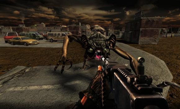 US Army Zombie Slayer 3D 2017 Ekran Görüntüleri - 4