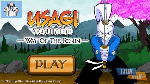 Usagi Yojimbo Way of the Ronin - FREE Ekran Görüntüleri - 5