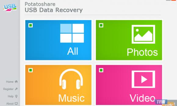 USB Data Recovery Ekran Görüntüleri - 3