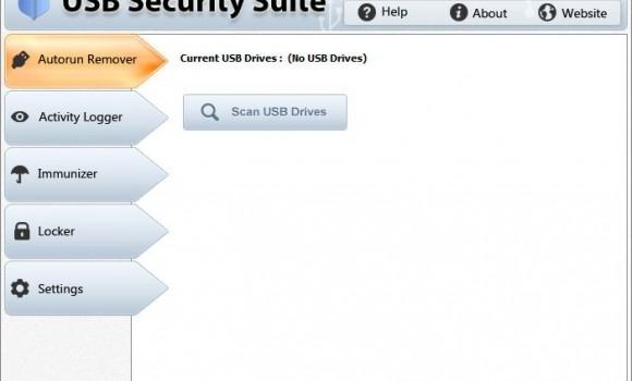 USB Security Suite Ekran Görüntüleri - 3