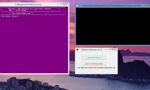 USB Virus Remover Ekran Görüntüleri - 2