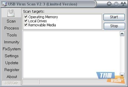 USB Virus Scan Ekran Görüntüleri - 6