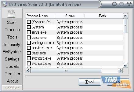 USB Virus Scan Ekran Görüntüleri - 4