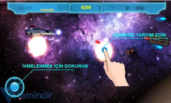 Uzay Savaş Oyunu Ekran Görüntüleri - 5