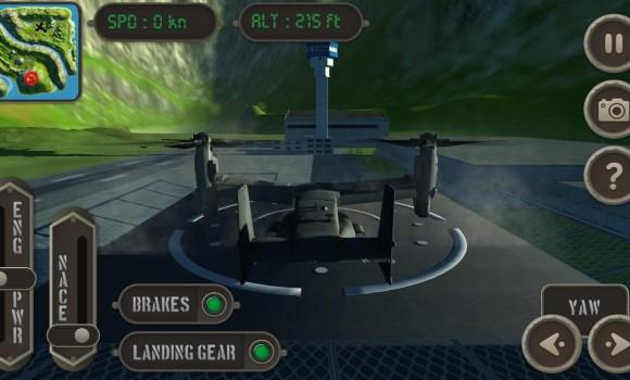 V22 Osprey Flight Simulator Ekran Görüntüleri - 8