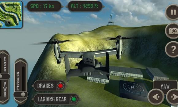 V22 Osprey Flight Simulator Ekran Görüntüleri - 7