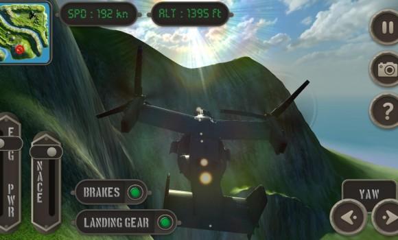 V22 Osprey Flight Simulator Ekran Görüntüleri - 6
