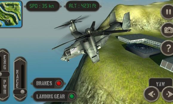 V22 Osprey Flight Simulator Ekran Görüntüleri - 5