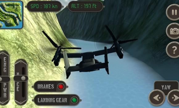 V22 Osprey Flight Simulator Ekran Görüntüleri - 4