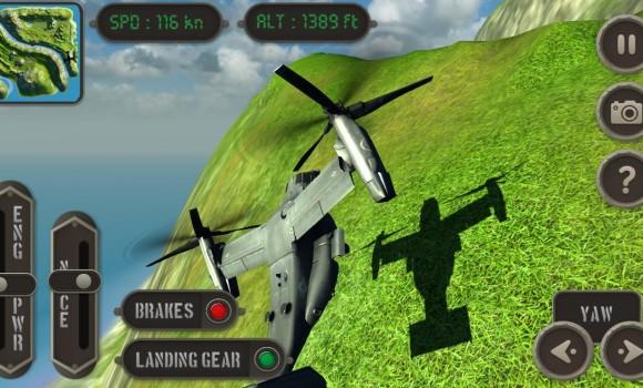 V22 Osprey Flight Simulator Ekran Görüntüleri - 3