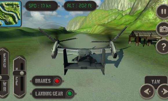 V22 Osprey Flight Simulator Ekran Görüntüleri - 2