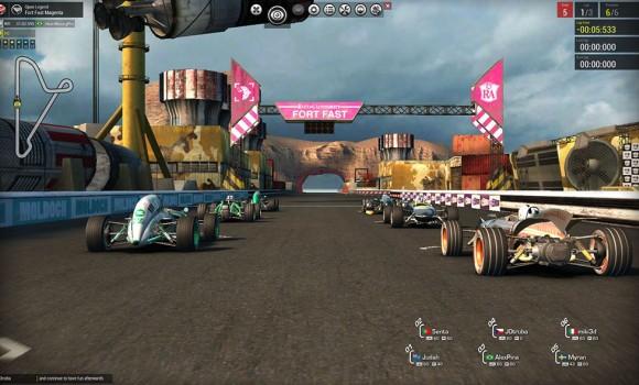 Victory: The Age of Racing Ekran Görüntüleri - 2