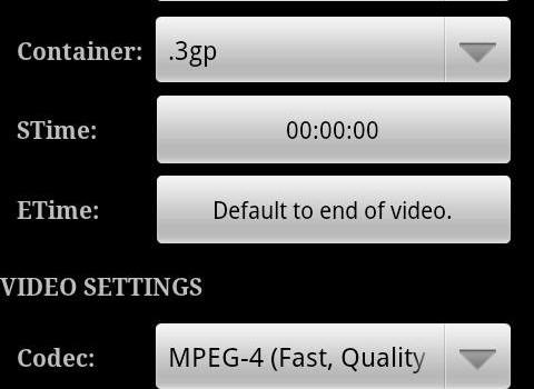 Video Converter Android Ekran Görüntüleri - 5