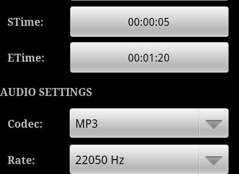 Video Converter Android Ekran Görüntüleri - 4