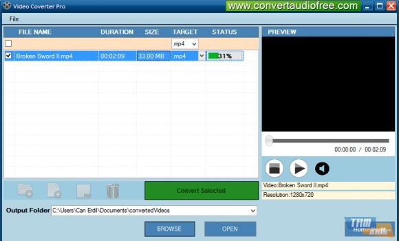 Video Converter Pro Ekran Görüntüleri - 1