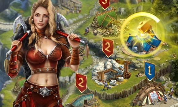 Vikings: War of Clans Ekran Görüntüleri - 7