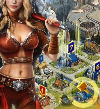 Vikings: War of Clans Ekran Görüntüleri - 5