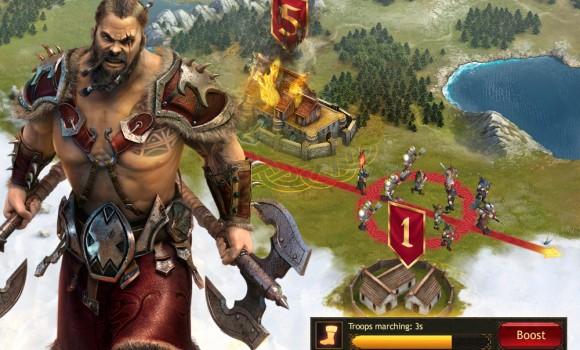 Vikings: War of Clans Ekran Görüntüleri - 2