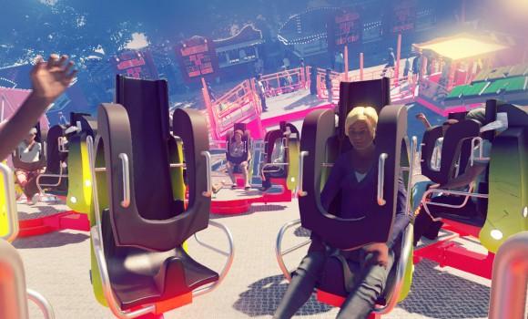 Virtual Rides 3 - Funfair Simulator Ekran Görüntüleri - 9