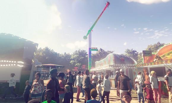 Virtual Rides 3 - Funfair Simulator Ekran Görüntüleri - 8
