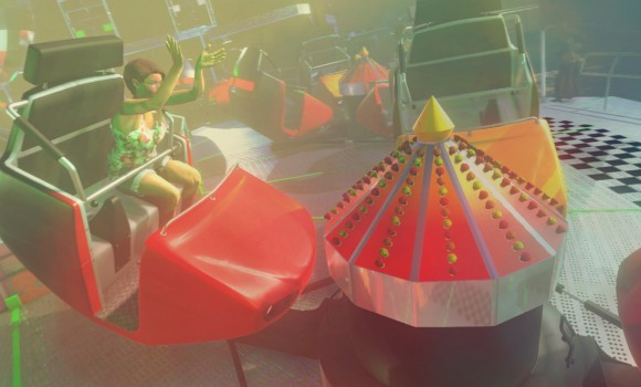 Virtual Rides 3 - Funfair Simulator Ekran Görüntüleri - 7