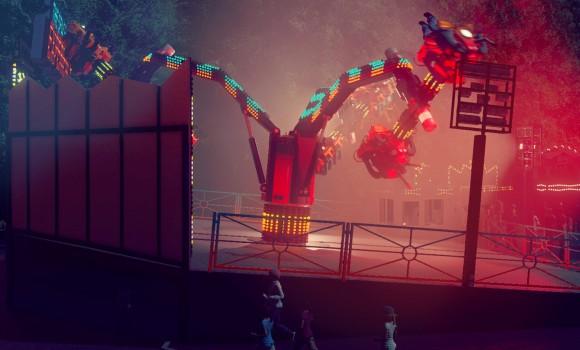 Virtual Rides 3 - Funfair Simulator Ekran Görüntüleri - 4