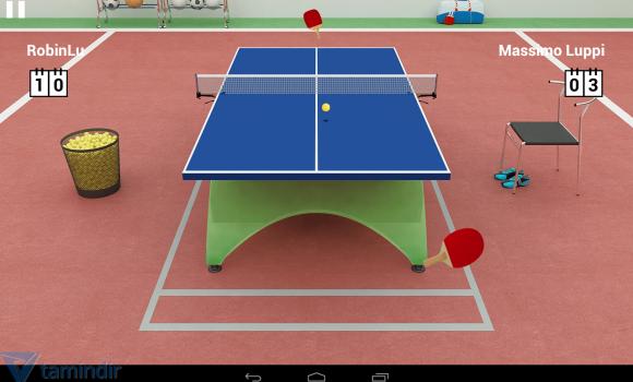 Virtual Table Tennis Ekran Görüntüleri - 8